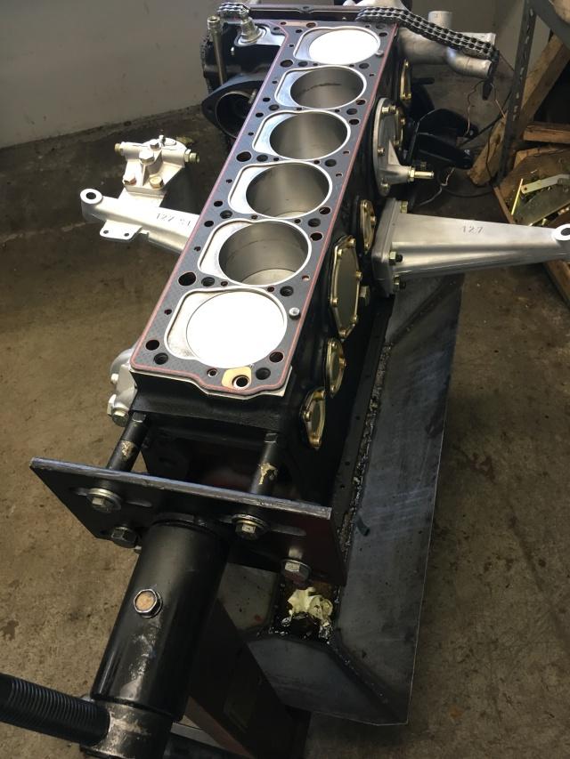 Motor 280SL